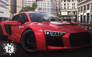 ماشین Audi R8 Prior Edition