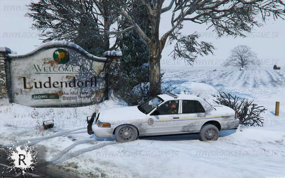 مود ورود به north yankton