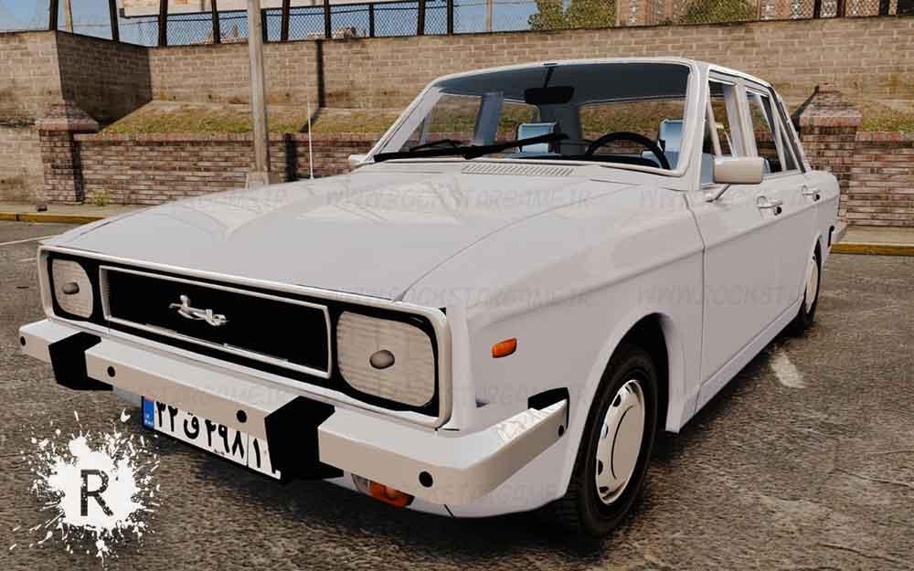 دانلود ماشین پیکان ۱۹۷۰ برای Gta IV