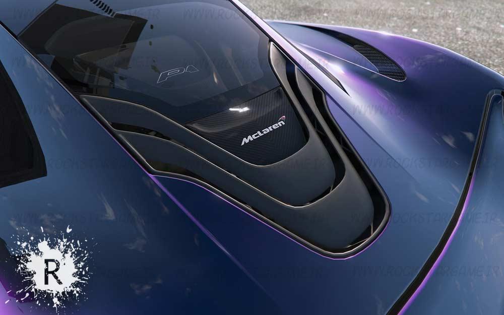 McLaren P1 دانلود ماشین