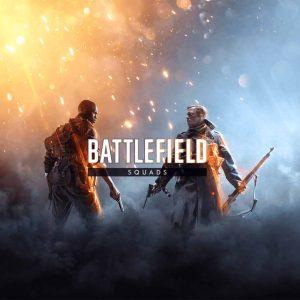 اکانت بازی battlefield 1