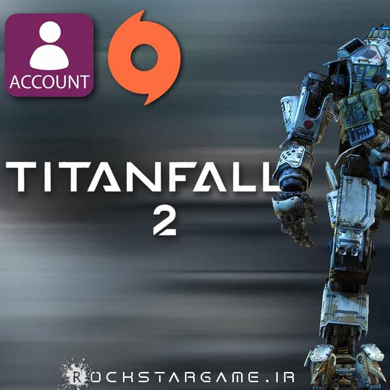 اکانت Origin بازی Titanfall 2