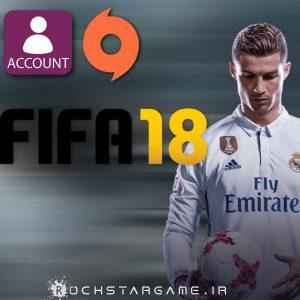 خرید اکانت fifa 18
