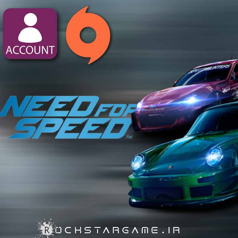 اکانت Origin بازی Need For Speed 2016