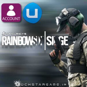 خرید اکانت بازی rainbow six