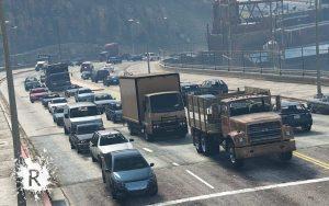 مود L.S Traffic