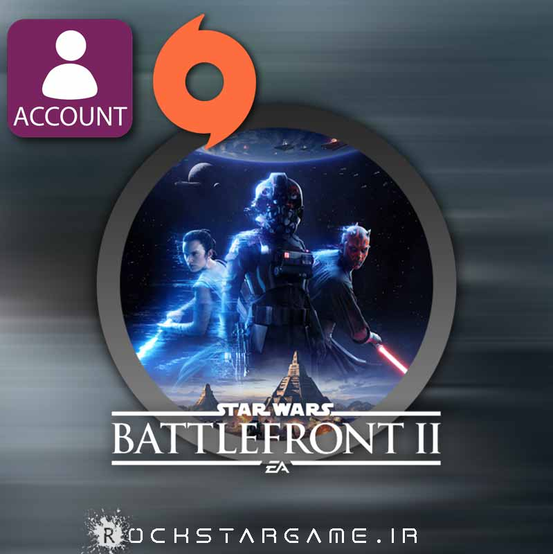 اکانت Origin بازی Star Wars Battlefront II
