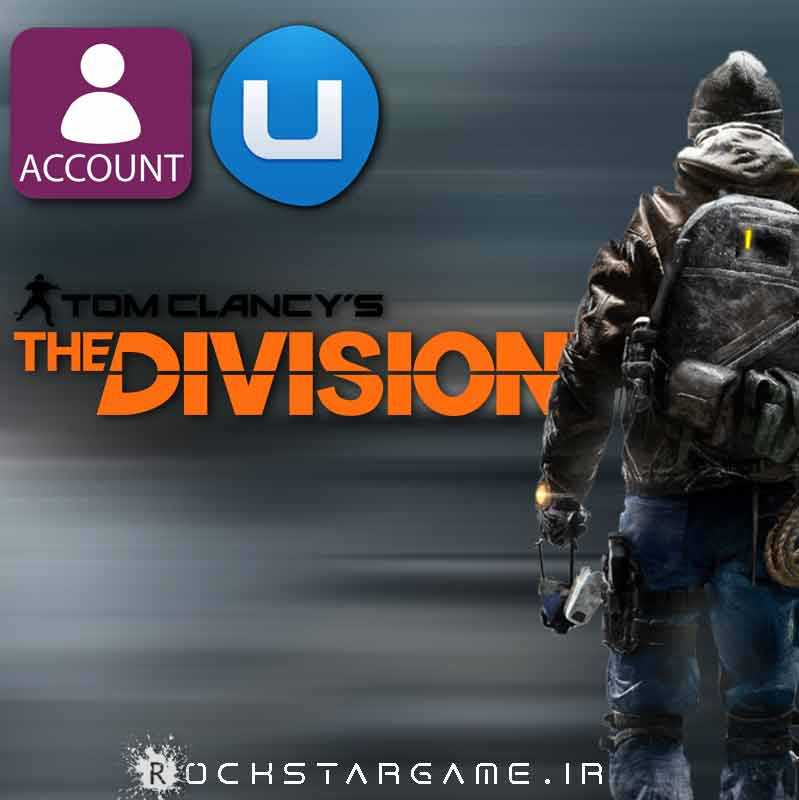 اکانت Uplay بازی The Division