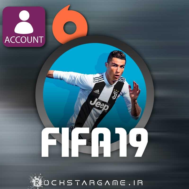 اکانت Origin بازی جدید FIFA 19