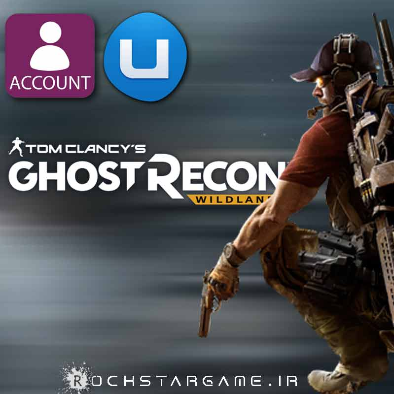 اکانت Uplay بازی Ghost Recon Wildlands
