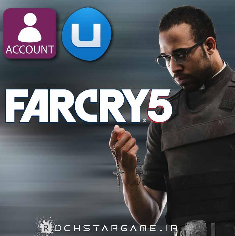 اکانت Uplay بازی Far Cry 5