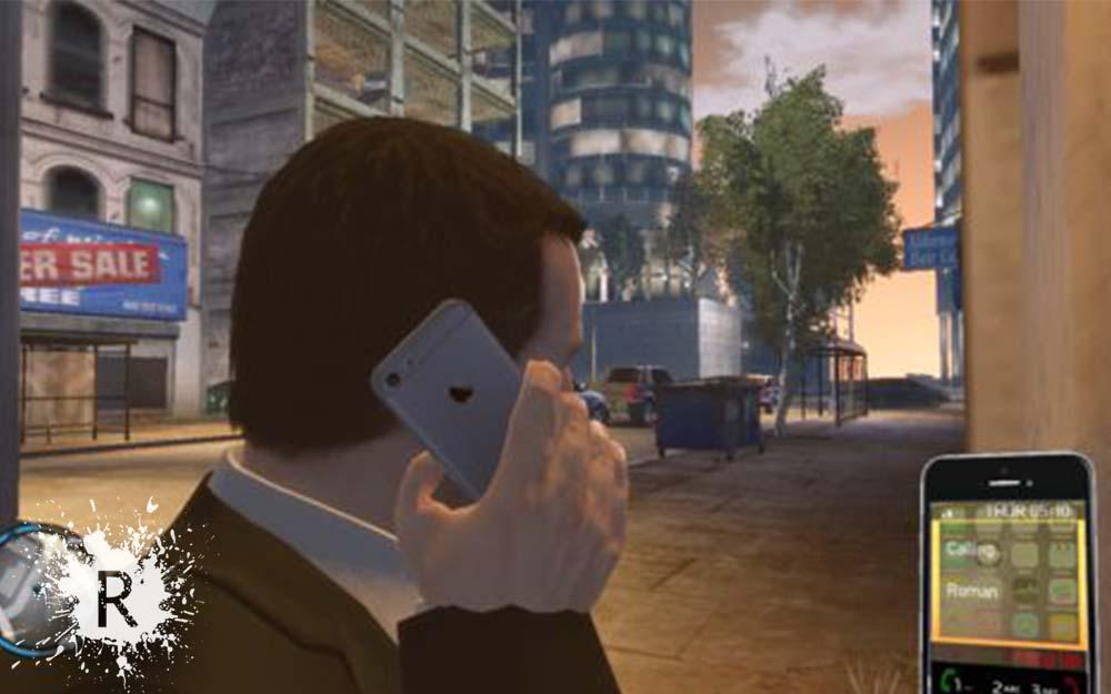 I phone IV