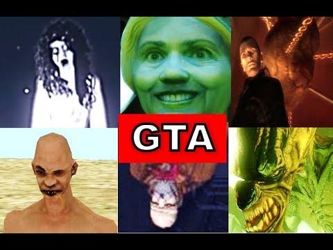 ویدیو :  مرموز ترین رازهای سری بازی های Gta
