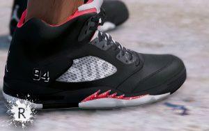 کفش Supreme x Jordan 5