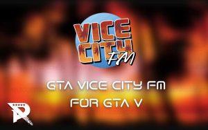 رادیو Gta Vice city برای Gta V