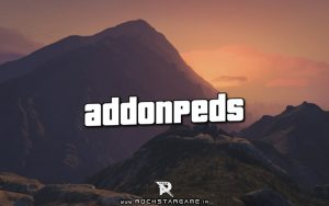 Addon Ped Rockstargame.ir