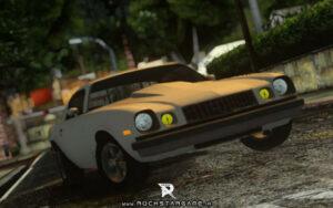 Chevrolet Camaro 1975 Www.rockstargame.ir 3