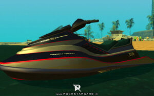 GTA V Speedophile Seashark Yacht V2 Www.rockstargame.ir 3