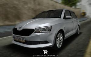 2020 Škoda Fabia Www.rockstargame.ir 3