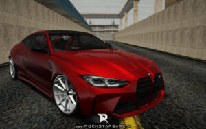 2021 BMW M4 WideBody Www.rockstargame.ir 6